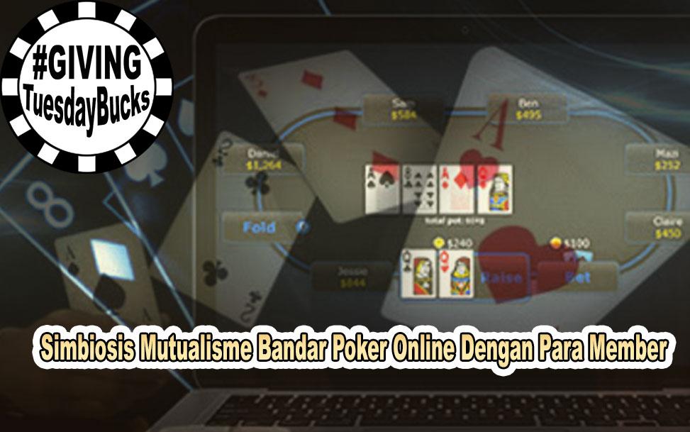 Poker Online Dengan Para Member - GivingTuesdayBucks