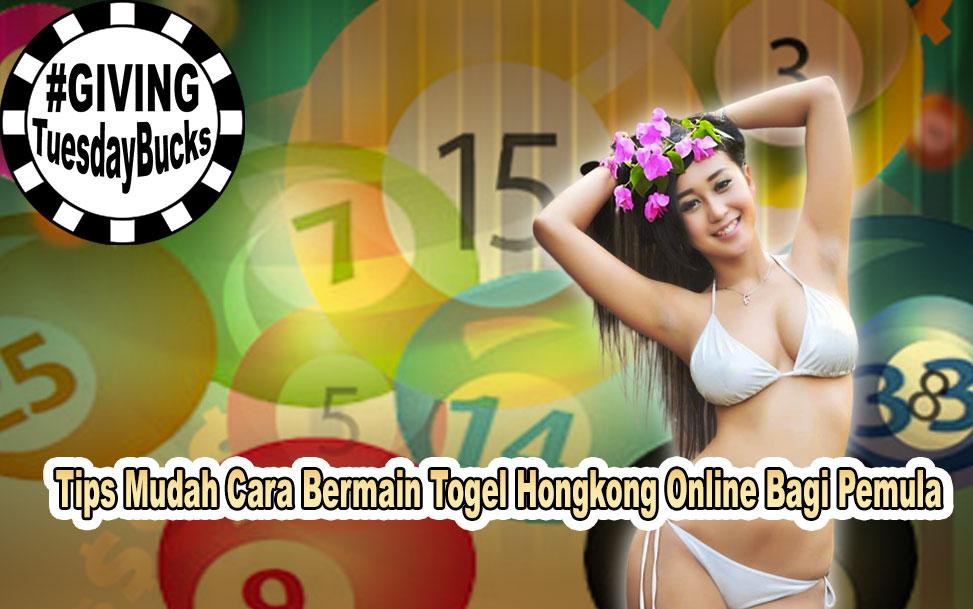 Togel Hongkong Online Tips Mudah Bagi Pemula - GivingTuesdayBucks